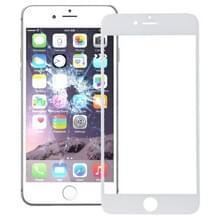 Voorste scherm buitenste glaslens voor iPhone 7 Plus (wit)