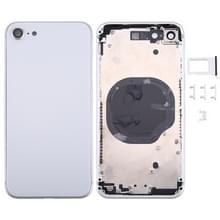 Terug huisvesting Cover voor iPhone 8(Silver)