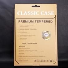 50 PCS papier pakket Retail verpakking voor iPad Pro 12 9 inch lederen hoes  grootte: 316 * 232 * 20 mm