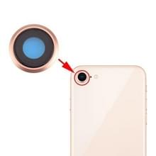 Rear Camera Lens Ring voor iPhone 8 (goud)