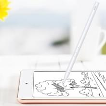 ESR oplaadbare 1 4 mm fijn punt Smart Pencil digitale stylus pen voor touchscreens (wit)