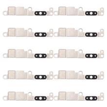 10 stuks voor iPhone 8 Plus Home knop behoud van haakjes