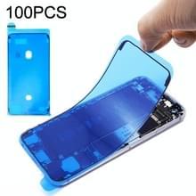 100 PCS LCD Frame Bezel Waterproof Adhesive Stickers voor iPhone 8 Plus