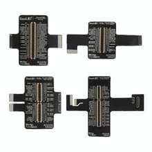QIANLI iBridge FPC-test kabel (Touch/display + achteruitrijcamera + camera aan voorzijde + Oplaadpoort) voor iPhone 8 plus