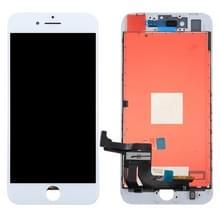 LCD-scherm en Digitizer voor iPhone 8 Plus(White)