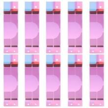 10 stuks voor iPhone 8 Plus batterij plakband Stickers