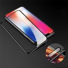 Voor iPhone XR/11 JOYROOM Knight extreme Series 2.5 D HD volledig scherm stofdicht gehard glas film