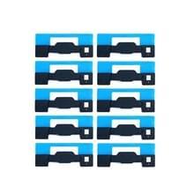 10 PCS Vingerafdruk Home Button Fixed Iron Cover voor iPad 5 / A1822 / A1823