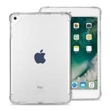 Zeer transparante TPU volledige Thicken hoeken schokbestendige beschermende case voor iPad Pro 12 9 (2018) (transparant)