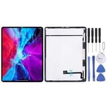 LCD-scherm en digitizer volledige assemblage voor iPad Pro 12 9 inch 4rd Gen 2020 A2069 A2232 (Zwart)