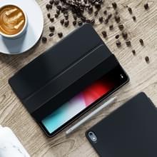 Benks magnetische horizontale Flip PU lederen Case voor iPad Pro 11 inch (2018)  met houder & slaap / Wake-up functie (zwart)