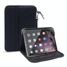 Universele waterdichte schokbestendige Tablet beschermende mouw draagtas met houder voor iPad 10 2 2019 of onder inch Tablet (zwart)