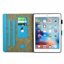 iPad Pro 10.5 inch horizontaal Never Stop Dreaming patroon PU leren Flip Hoesje met houder  slaap / ontwaak functie en opbergruimte voor pen & pinpassen
