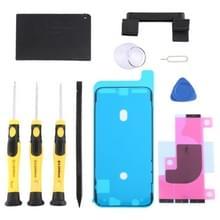 JIAFA JF-8158 11 in 1 batterij reparatie tool set voor iPhone X