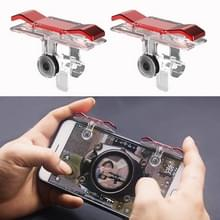 E9 Galvaniseren ontwerp pers eet kip mobiele telefoon Trigger schieten Controller knop handvat