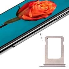Kaarthouder voor iPhone X(Silver)