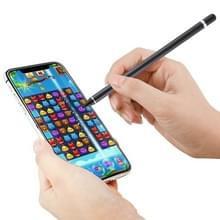 Voor iPod touch / iPad mini & Air & Pro / iPhone Tablet PC Active Capacitieve Stylus (Zwart)