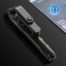 XT-09 multifunctionele Live uitgezonden mobiele Bluetooth zelfontspanner Pole statief (zwart)