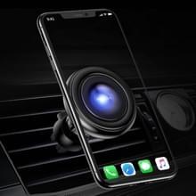 ROCK universele vacuüm lucht zak vent auto telefoon houder (zwart)