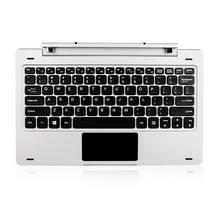 Tablet PC magnetische Docking Hard toetsenbord voor Jumper EZpad 6(Silver)