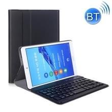 A0M5 afneembare Bluetooth-toetsenbord + ultradunne horizontale Flip lederen case voor Huawei MediaPad M5 & Honor tabblad 5 8 inch  met houder (zwart)