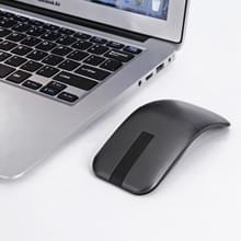 Arc Touch Slim opvouwbare 2 4 GHz draadloze Touch Mouse(Black)