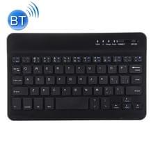 Draagbaar Draadloos Bluetooth-toetsenbord  compatibel met 10 inch tablets met Bluetooth-functies (zwart)