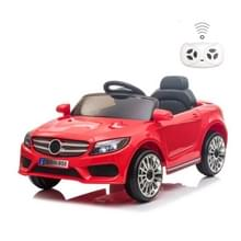 [Amerikaans pakhuis] LQ 12V Kids Double Drive 3 Speed 2 4 GHz afstandsbediening Ride On Car met LED-verlichting (Rood)