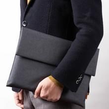 POFOKO A200 14-15 4 inch Waterproof Polyester Inner pakket laptoptas (zwart)