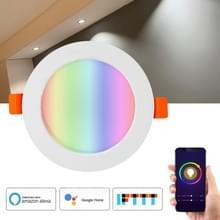 RGB dimmen WIFI Smart downlight Markeer Spotlight (kleurrijk licht)