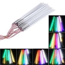 10 stuks 30cm decoratieve 2835 van licht  LED SMD Meteor licht  100-240V AC  straal: 1.2 cm  EU Plug(Colorful Light)