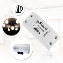 Sonoff eWelink telefoon APP WiFi 2 4 GHz DIY Smart LED Remote Controller Schakelmodule  steun Alexa Echo & Google Home Stembediening  AC 90-250 v