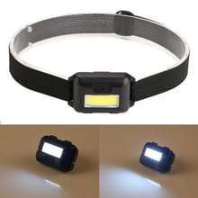 10W COB koplamp LED hoofdband Light(Black)