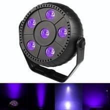 PAR 8W paars licht fase licht met handvat  6 LEDs  geluidbeheersing / Auto Run Modes  100-240V AC