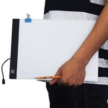 5W 5V leidde drie niveau van helderheid dimbaar A4 acryl kopie Boards Anime schets tekening schetsblok
