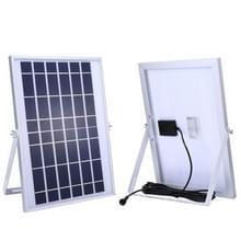 TGD 10W IP65 waterdichte zonne-energie Flood Light  30 LEDs Smart licht met Solar Panel & afstandsbediening