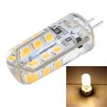G4 SMD 2835 24 LED Corn Lamp  DC 12V(Warm Wit)
