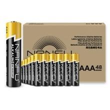 [Amerikaans pakhuis] NANFU 48 in 1 1 5V Nanfu Alkalische AAA Batterij voor klokken afstandsbedieningen Games Controllers Speelgoed elektronische apparaten