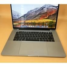 Kleurenscherm niet-werkende nep dummy display model voor MacBook Pro 15 4 inch A1990 (2018) / A1707 (2016 - 2017)(Zilver)