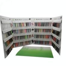 PKF001 Professional Polyester Yarn Kleur Selectie Kaart  Random Color Delivery