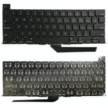 Amerikaans versietoetsenbord voor MacBook Pro 16 inch A2141 (zwart)