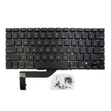 Amerikaanse versie toetsenbord voor Macbook Retian Pro 15 inch A1398 2013 2014 2015
