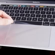 Touch Pad beschermer PET Film voor MacBook Pro 13 (A1706 / A1708 / A1989)