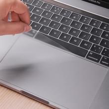 Touch Pad beschermer PET Film voor MacBook Pro 13 / 15 & Air 13 (A1466 / A1502 / A1398 / A1278 / A1286)