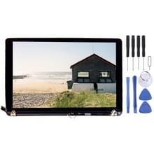LCD-scherm Display montage voor Apple Macbook Retina 13 A1502 2013 medio 2014 661-8153 (zwart)