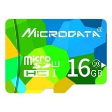 MICROGEGEVENS 16GB U1 Camouflage TF (Micro SD) geheugenkaart