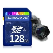 Mircodrive 128GB High Speed Class 10 SD geheugenkaart voor alle digitale apparaten met SD-kaart Slot