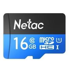 Netac P500 16GB Class10 micro SD (TF) geheugenkaart