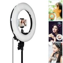 18 inch anker fotografie zelfontspanner LED Ring Fill-in licht zonder standaard