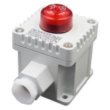 BFM-12 AC220V explosieveilige anti-corrosie flits zoemer alarm waarschuwing apparaat